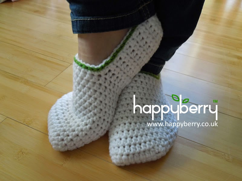 Luxury Happy Berry Crochet How to Crochet Simple Adult Easy Crochet Slippers Of Gorgeous 46 Photos Easy Crochet Slippers
