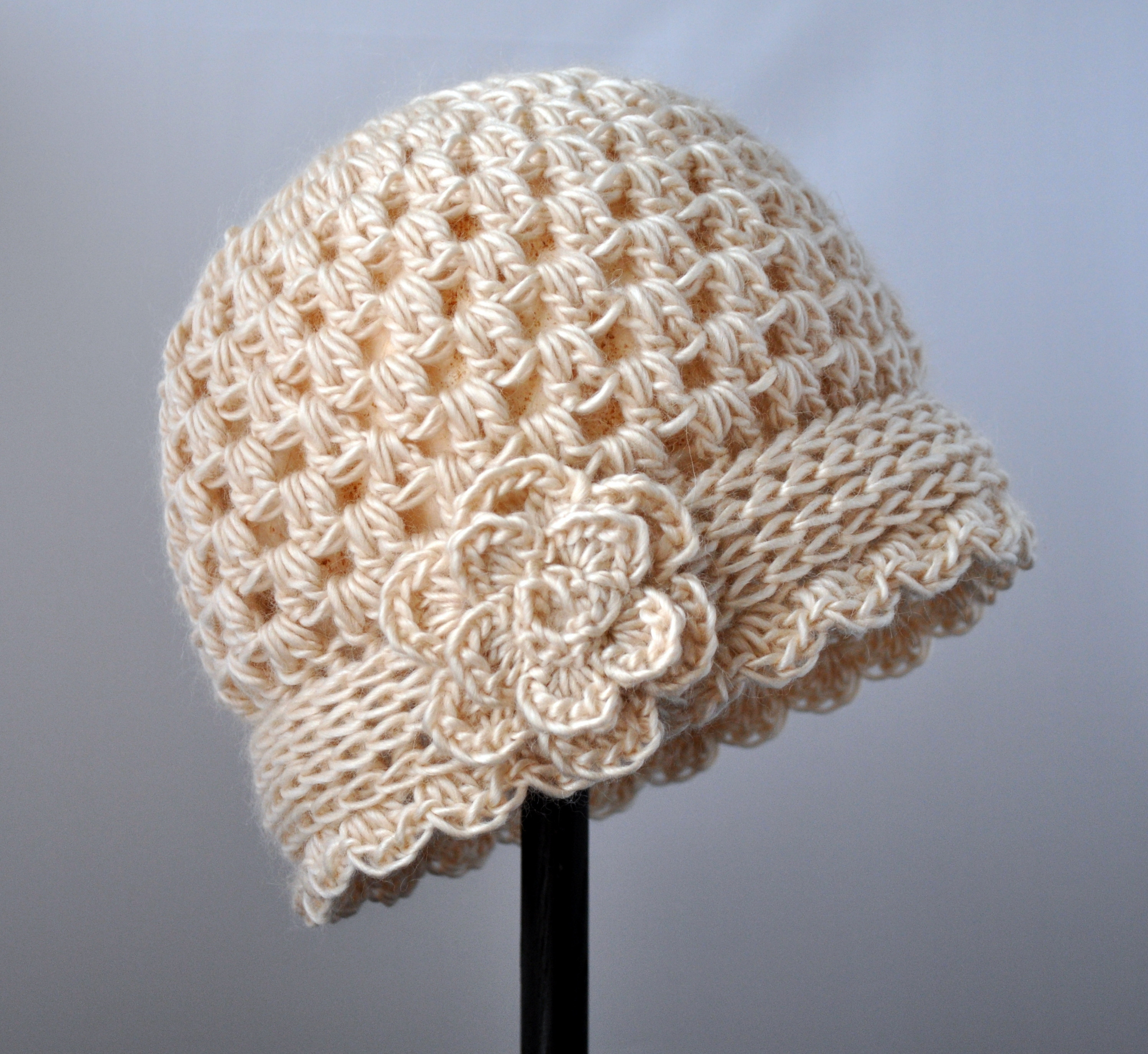 Luxury Hat Vintage Crochet Of Perfect 44 Models Vintage Crochet