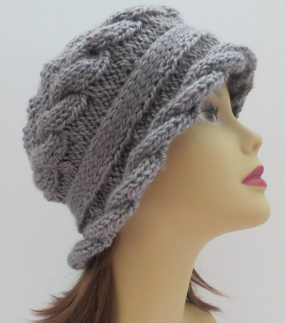 Luxury Hats with Bills and Brims Knitting Patterns Knit Hat with Brim Of Contemporary 48 Pictures Knit Hat with Brim