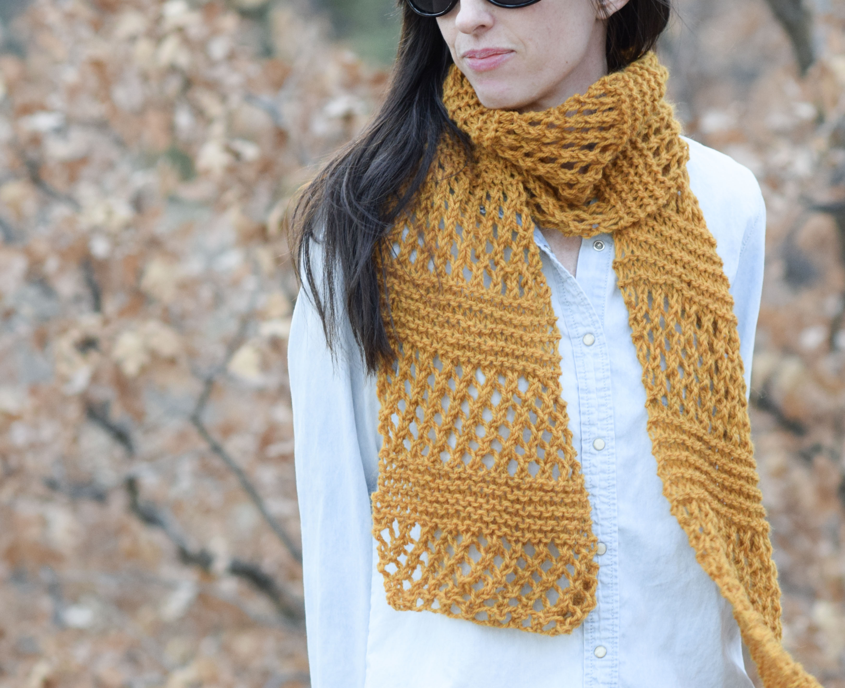 Luxury Honey Bs Summer Easy Scarf Knitting Pattern – Mama In A Summer Knitting Patterns Of Perfect 47 Pictures Summer Knitting Patterns