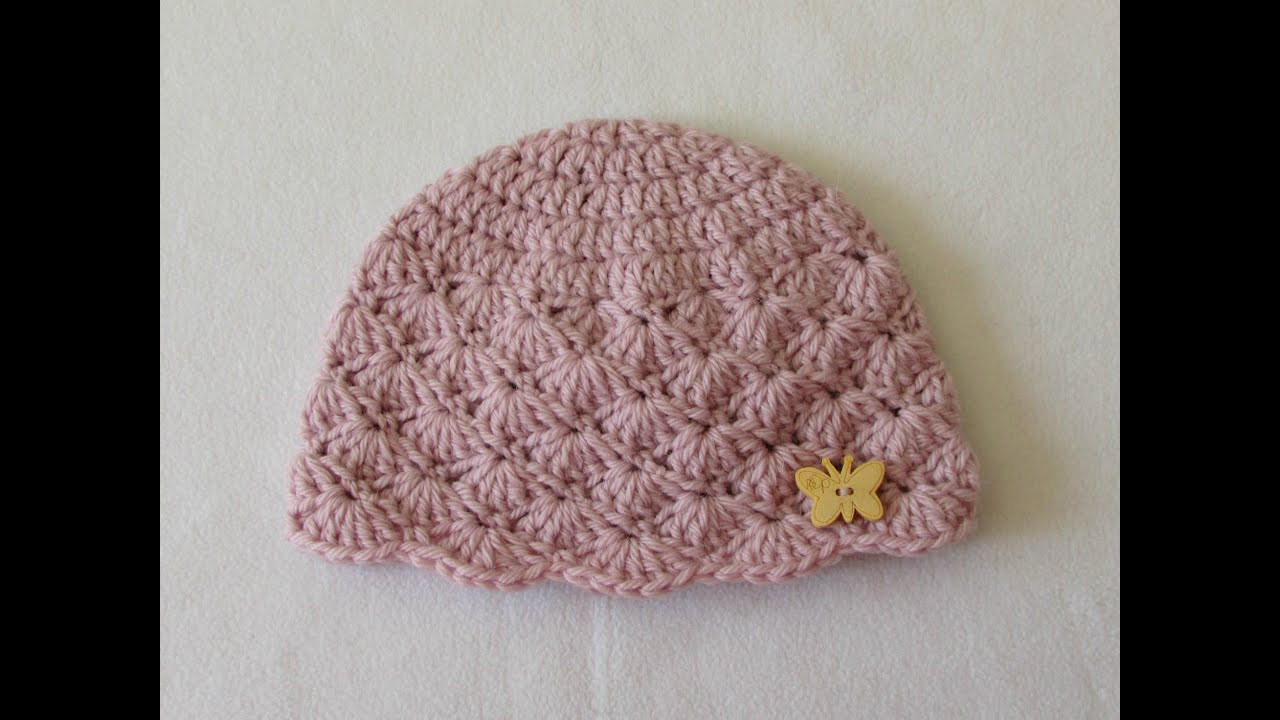 Luxury How to Crochet A Cute Baby Girl S Hat for Beginners Easy Crochet Hat Patterns for Beginners Of Perfect 43 Models Easy Crochet Hat Patterns for Beginners