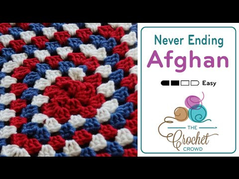Luxury How to Crochet A Never Ending Afghan Using 3 Strands Afghan Crochet Youtube Of Luxury 40 Pictures Afghan Crochet Youtube