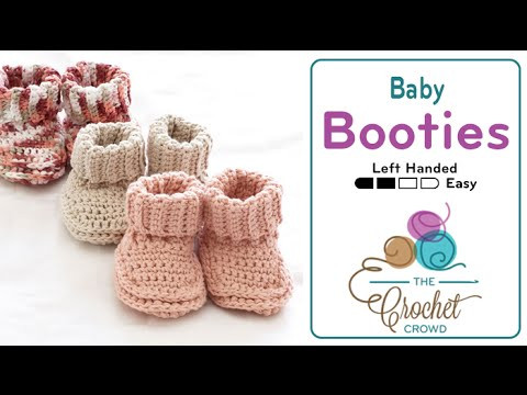Luxury How to Crochet Baby Booties Rolled Down Left Handed Crochet Crowd Patterns Of Perfect 49 Ideas Crochet Crowd Patterns