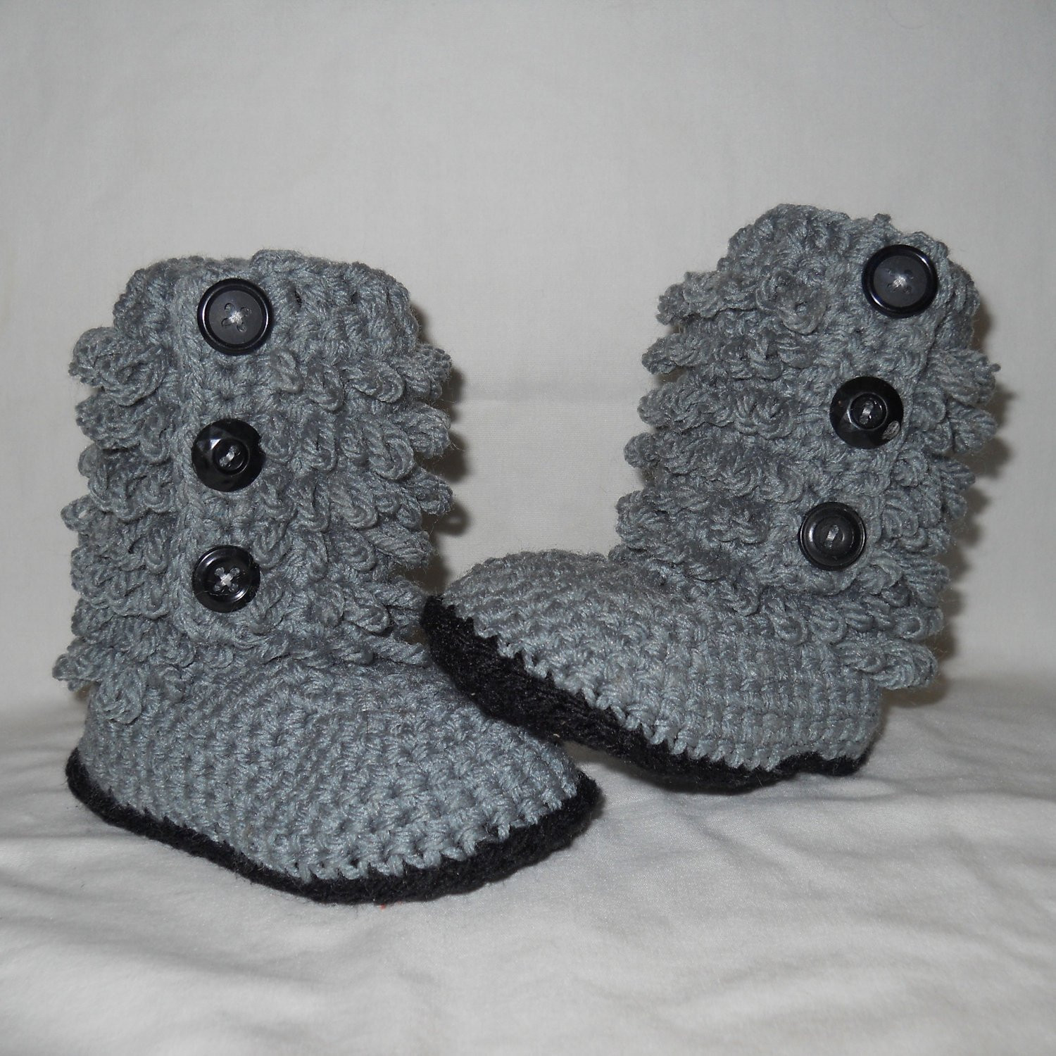 Luxury How to Crochet Ugg Style Baby Booties Crochet Uggs Boots Of New 45 Ideas Crochet Uggs Boots