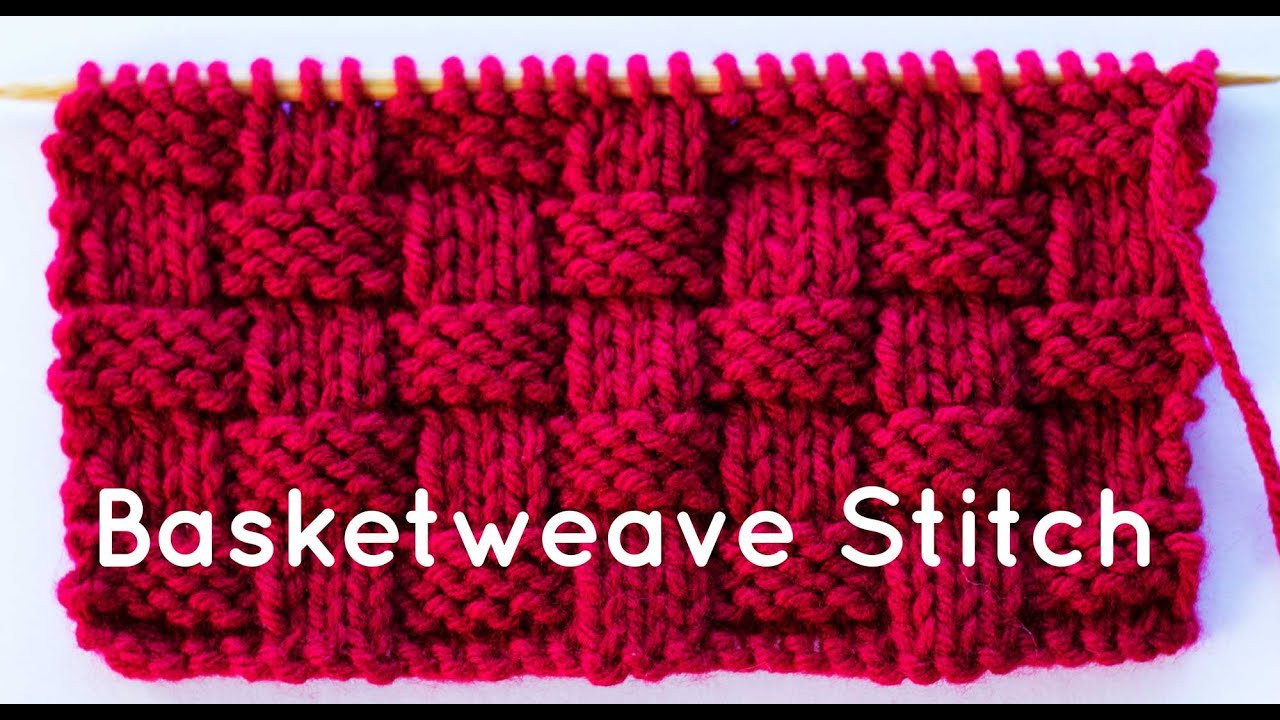 Luxury How to Knit the Basketweave Stitch Basket Weave Knitting Pattern Of Marvelous 48 Images Basket Weave Knitting Pattern