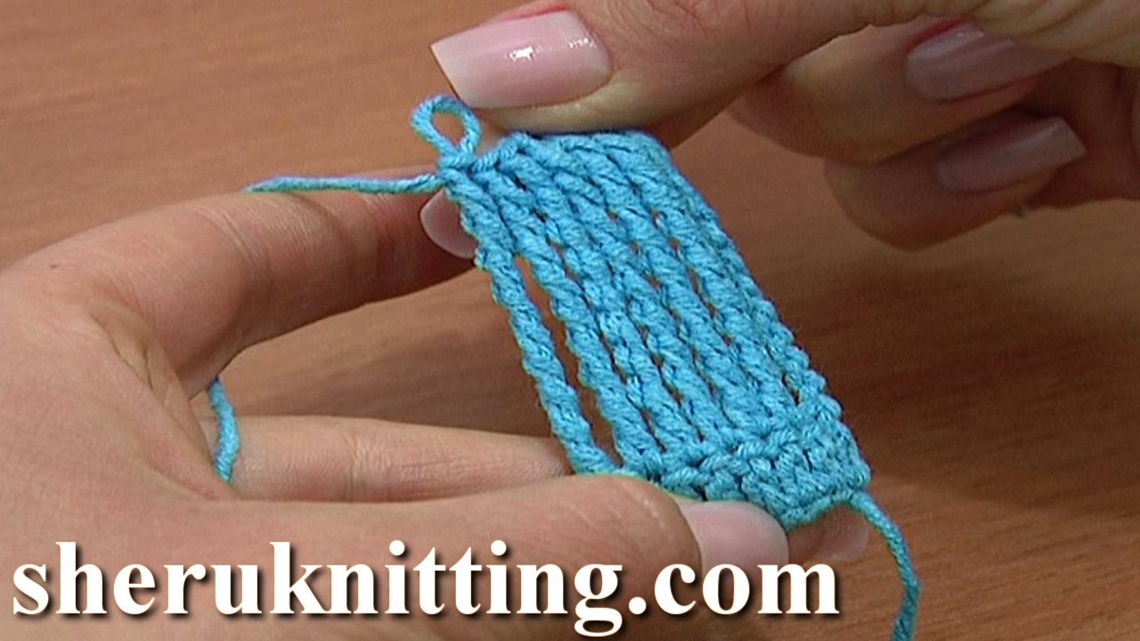 Luxury How to Work Octuple Treble Crochet Stitch Tutorial 17 Crochet Stitches Youtube Of Attractive 48 Images Crochet Stitches Youtube