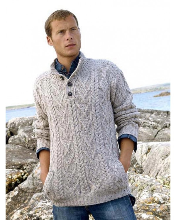 Luxury Irish Traditional Aran Pattern button Sweater Irish Aran Sweater Of Fresh 40 Pics Irish Aran Sweater