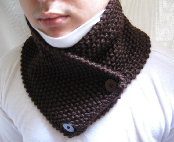 Luxury Items Similar to Knitted Scarf Knit Neckwarmer Cowl Chunky Knitted Neck Warmer Of Amazing 47 Ideas Knitted Neck Warmer
