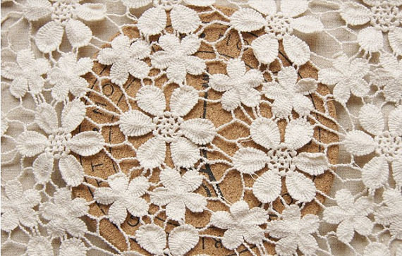 Luxury Ivory Chic Cotton Wedding Dress Lace Fabric Bridal Lace Crochet Lace Fabric Of Attractive 45 Images Crochet Lace Fabric
