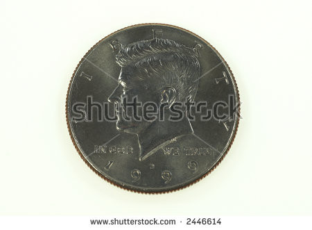 Luxury Jfk 50 Cent Piece Coin Stock Shutterstock Kennedy 50 Cent Piece Value Of Great 41 Pics Kennedy 50 Cent Piece Value