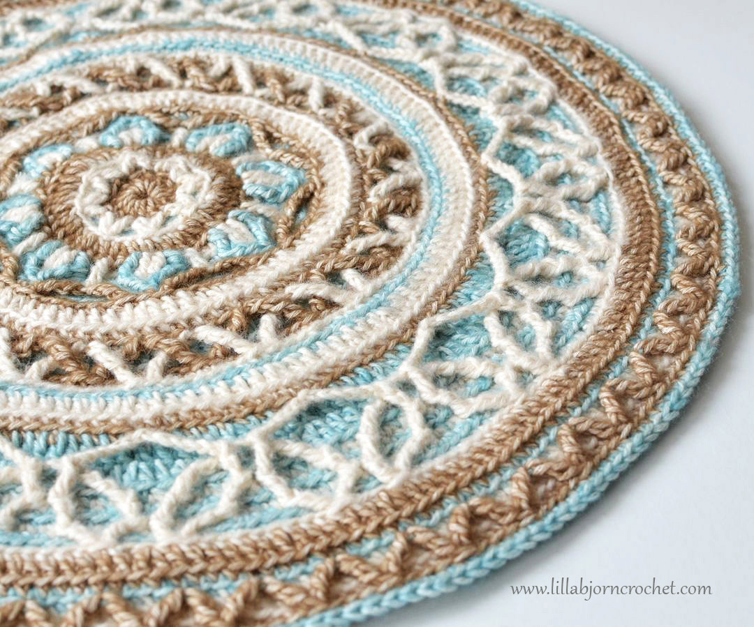 Luxury Joana's Mandala New Release In Overlay Crochet Mandala Crochet Patterns Of Beautiful 48 Pictures Mandala Crochet Patterns