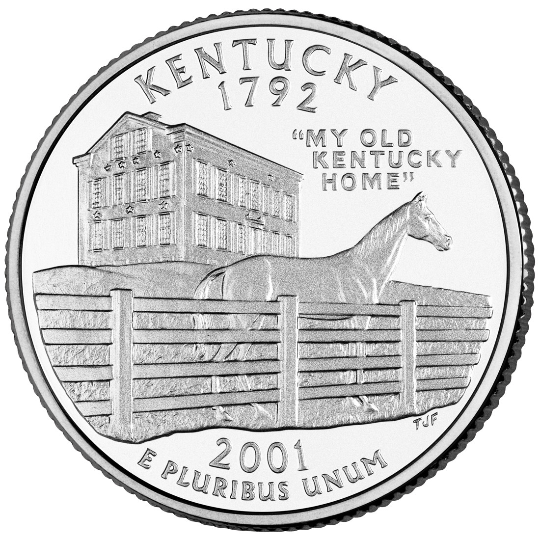 Luxury Kentucky State Quarter State Quarter Mintage Of Unique 41 Models State Quarter Mintage