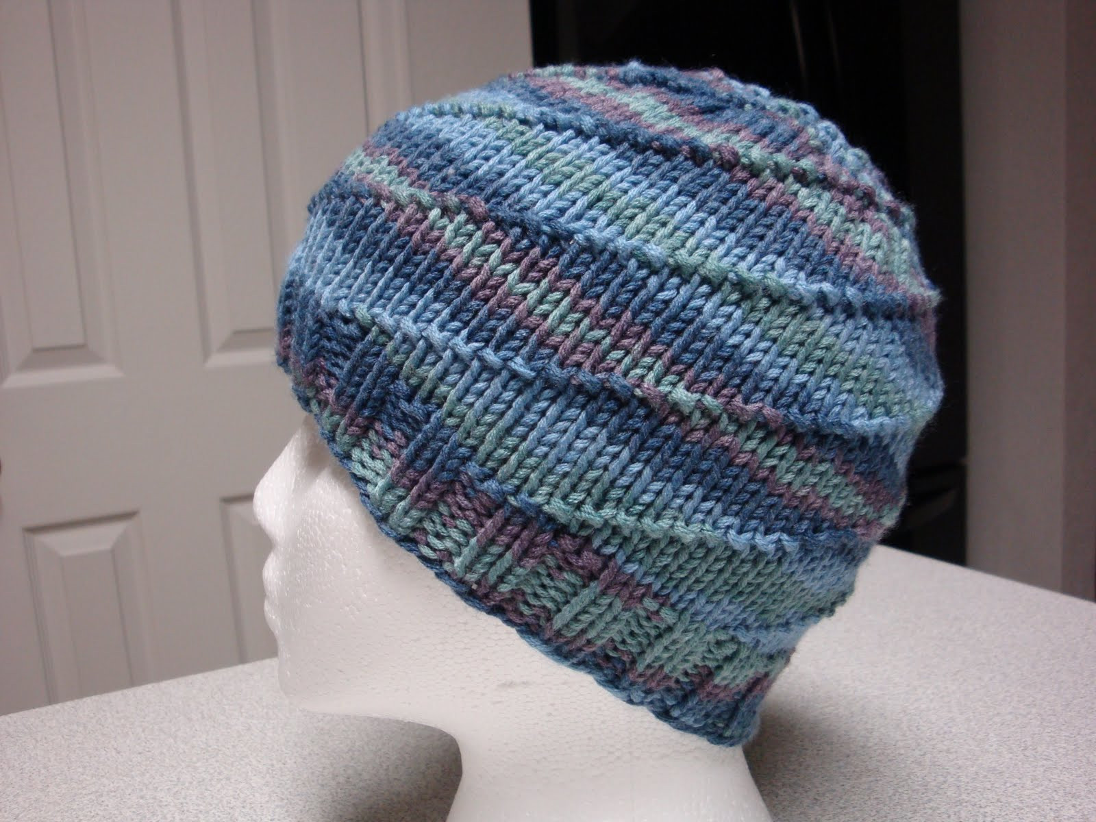 Luxury Kim S Knitting Korner Chemo Caps 6 and 7 Knitted Chemo Hats Of Incredible 50 Models Knitted Chemo Hats