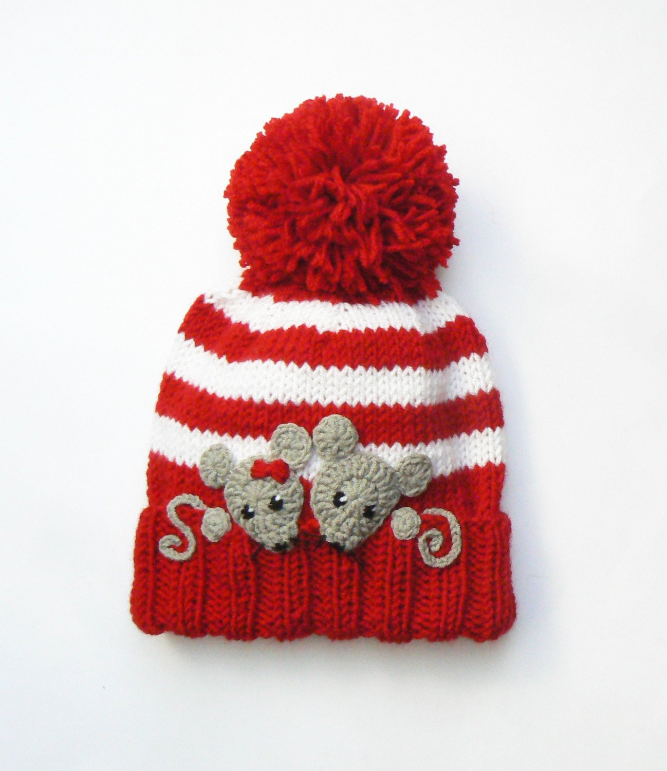 Luxury Knit Hat Kids Winter Hat Knit Beanie Hat Pom Pom Hat Knitted Hats for toddlers Of Attractive 49 Images Knitted Hats for toddlers