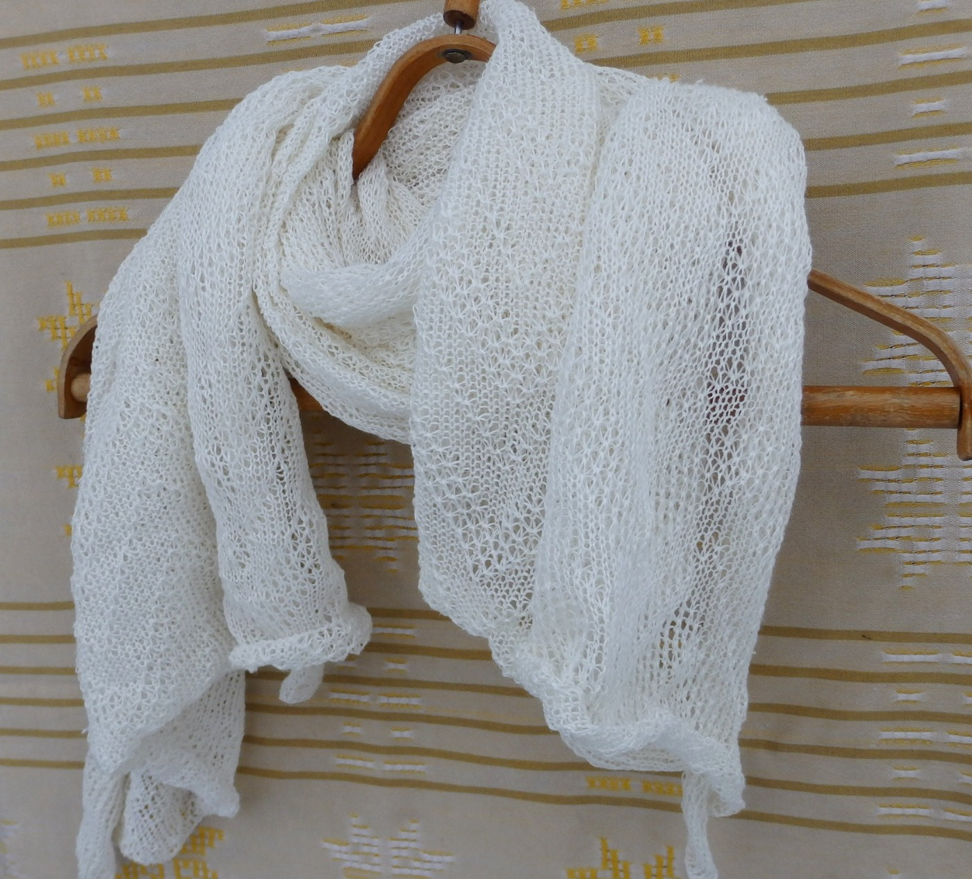 Luxury Knit Linen Scarf Knitted White Lace Shawl Knitting Wedding Knitted Wedding Shawl Of Awesome Wedding and Bridal Knitting Patterns Knitted Wedding Shawl