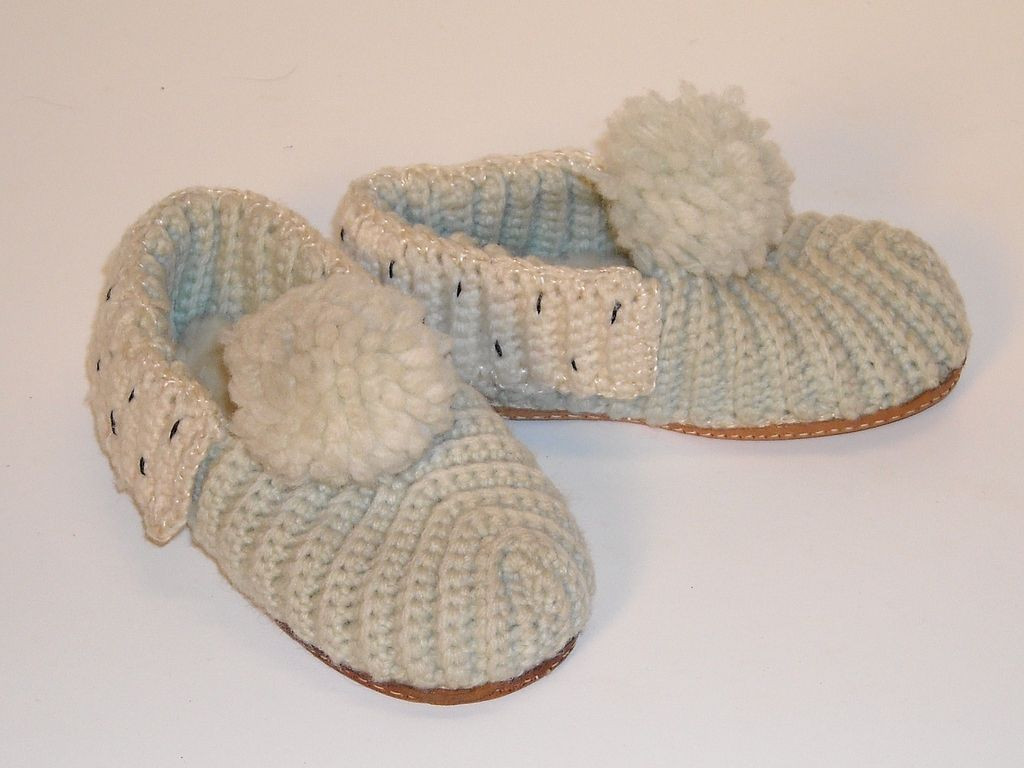 Luxury Knit Wool Slippers with Leather soles From Dollroom On Slipper soles for Knitting Of Superb 40 Images Slipper soles for Knitting