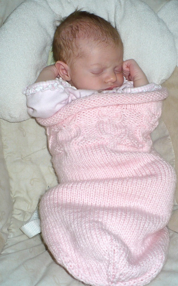 Luxury Knitted Baby Cocoon with Matching Hat Knitted Baby Cocoon Of Marvelous 42 Photos Knitted Baby Cocoon