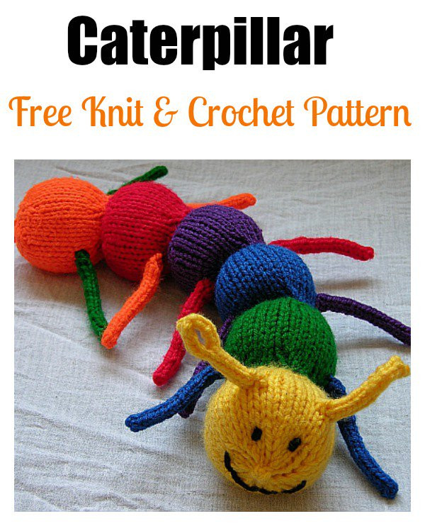 Luxury Knitted Caterpillar Baby toy Free Patterns Crochet Baby toy Patterns Of Lovely 44 Images Crochet Baby toy Patterns