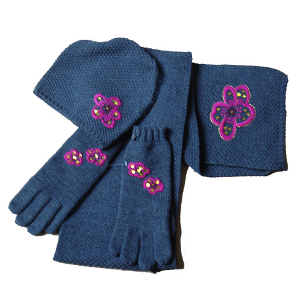 Luxury Knitted Hats Scarves and Gloves with Embroidery by Hand Children's Scarves Of New 48 Pictures Children's Scarves