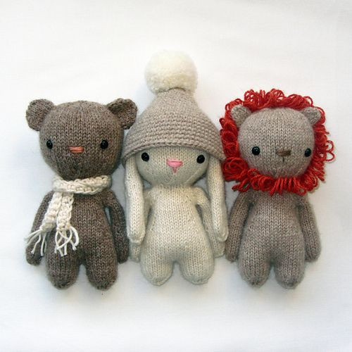 Luxury Knitted soft toys Free Patterns Free Animal Knitting Patterns Of Delightful 47 Ideas Free Animal Knitting Patterns