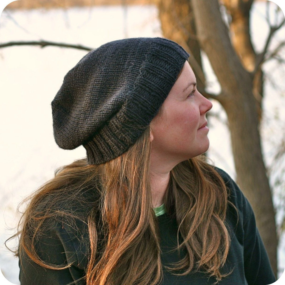 Luxury Knitting Pattern Kendall Slouchy Beanie Hipster Knit Hat Slouchy Hat Knit Pattern Of Superb 45 Ideas Slouchy Hat Knit Pattern