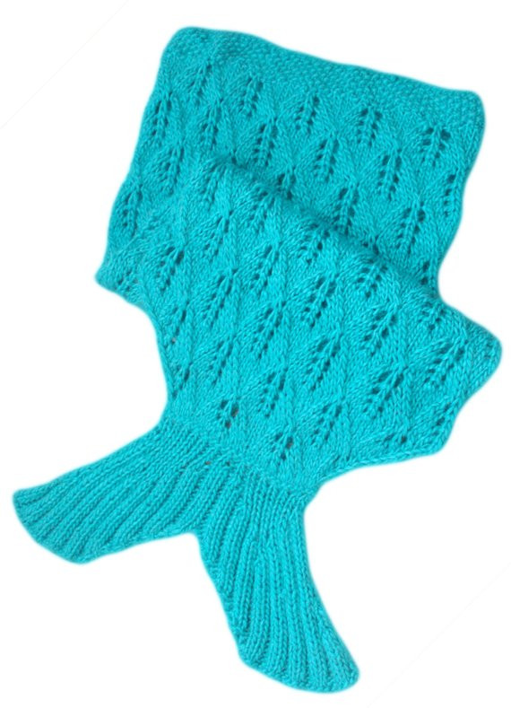 knitting pattern mermaid meramid tail