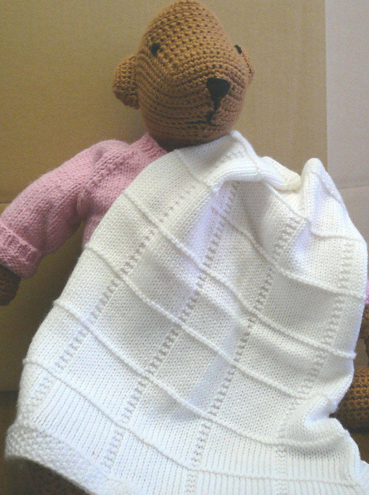 Luxury Knitting Pattern Seed Stitch and Squares Baby Blanket Free Knitting Patterns for Baby Blankets and Shawls Of Innovative 43 Pictures Free Knitting Patterns for Baby Blankets and Shawls