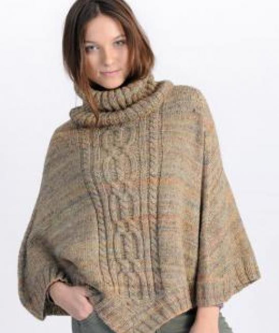 Luxury La S' Poncho with Cables Free Pattern Free Poncho Knitting Patterns Of Incredible 43 Models Free Poncho Knitting Patterns
