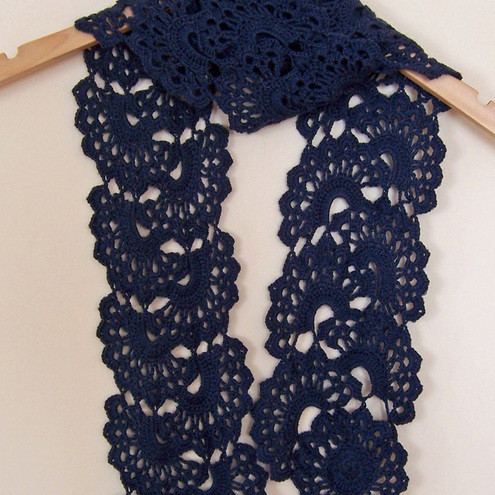 Luxury Lacy Crochet Scarf Patterns for Beginners Lacy Crochet Scarf Patterns Of Amazing 50 Pics Lacy Crochet Scarf Patterns