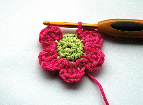 Learn how to crochet Mollie Makes
