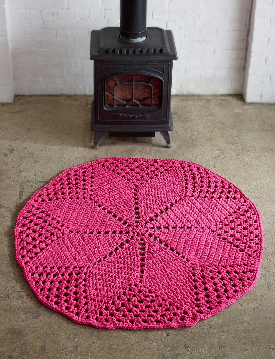 Luxury Lily Diamond Daisy Rug Crochet Pattern Free Crochet Rug Patterns Of Delightful 48 Pics Free Crochet Rug Patterns