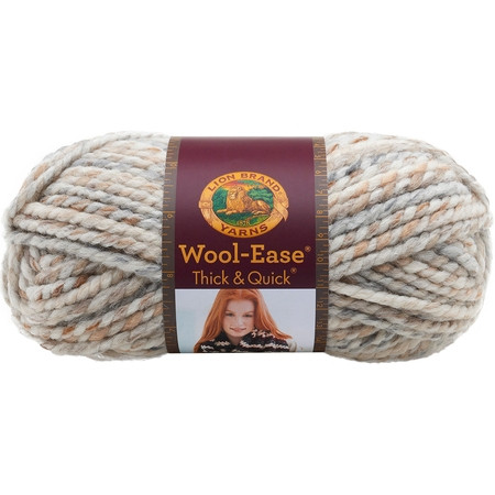 Luxury Lion Brand Wool Ease Thick & Quick Yarn Fossil Walmart Wool Ease Of Charming 46 Pics Wool Ease