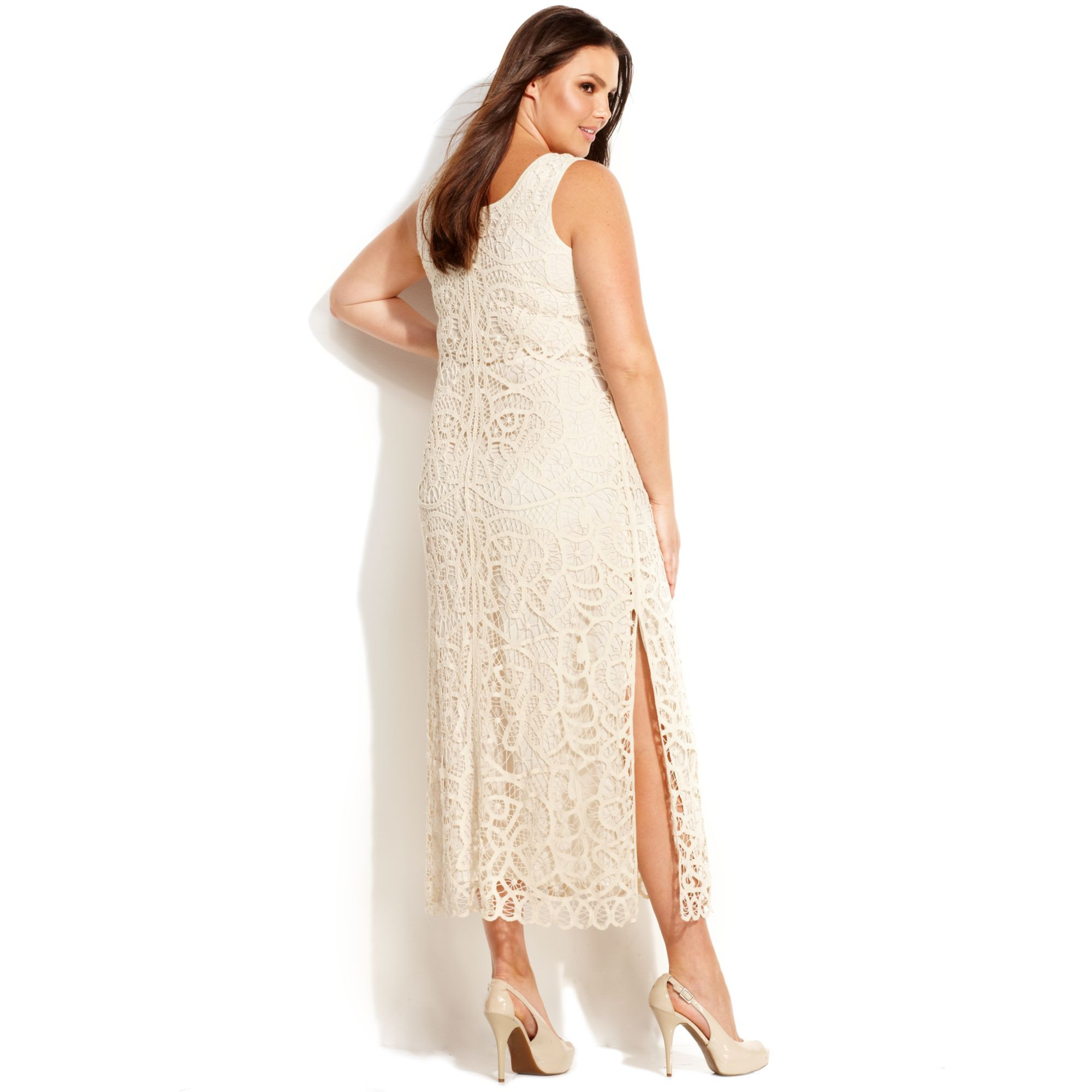 Luxury Lyst Inc International Concepts Plus Size Sleeveless Plus Size Crochet Dress Of Attractive 46 Ideas Plus Size Crochet Dress