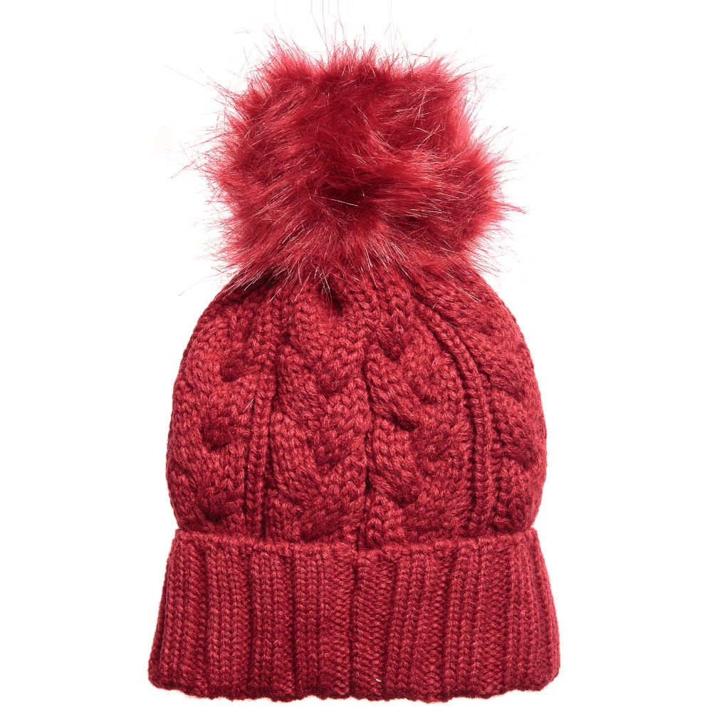 Luxury Mayoral Girls Red Cable Knit Hat & Scarf Set Girls Knit Hats Of Delightful 44 Pics Girls Knit Hats