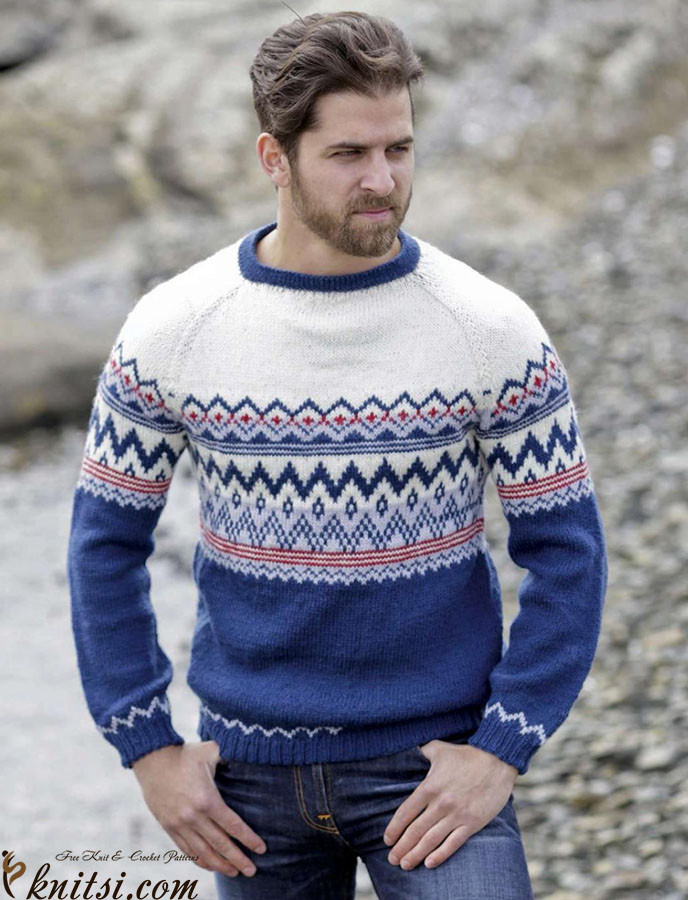 Luxury Men S Fair isle Sweater Knitting Pattern Mens Sweater Pattern Of Beautiful 47 Pictures Mens Sweater Pattern