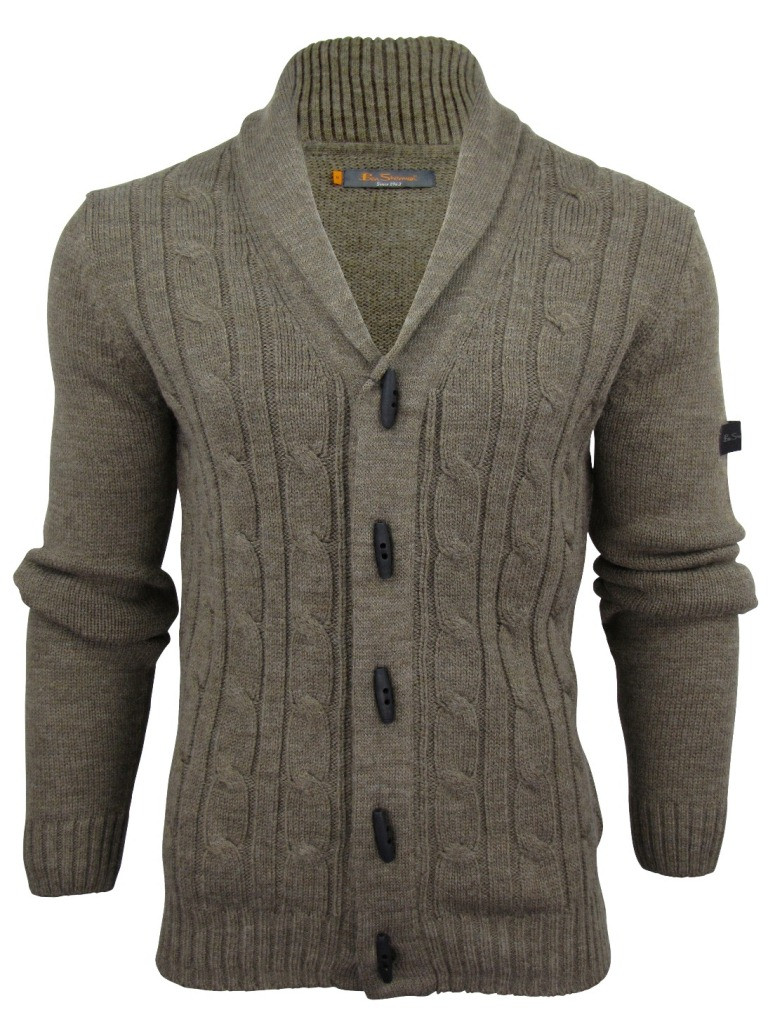 Luxury Mens Ben Sherman Cable Shawl Collar Cardigan Mens Cable Cardigan Of Top 48 Pics Mens Cable Cardigan