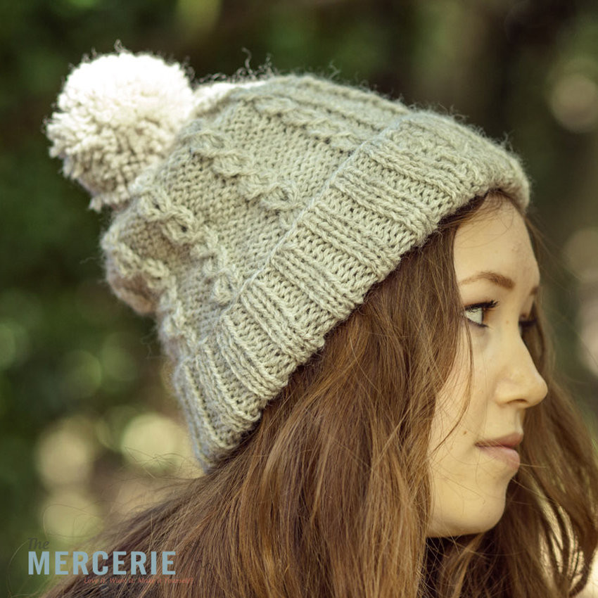 Luxury Mock Cable Bobble Hat Knitting Pattern – the Mercerie Cable Hat Of Superb 40 Pictures Cable Hat