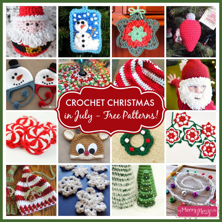 Luxury More Than 30 Free Crochet Christmas In July – Free Patterns Free Christmas Crochet Patterns Of Charming 49 Images Free Christmas Crochet Patterns