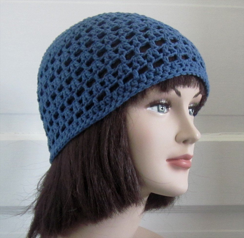 Luxury Navy Blue Beanie Womens Crochet Hat Lightweight Mesh Cap Ladies Crochet Hats Of Contemporary 46 Pics Ladies Crochet Hats