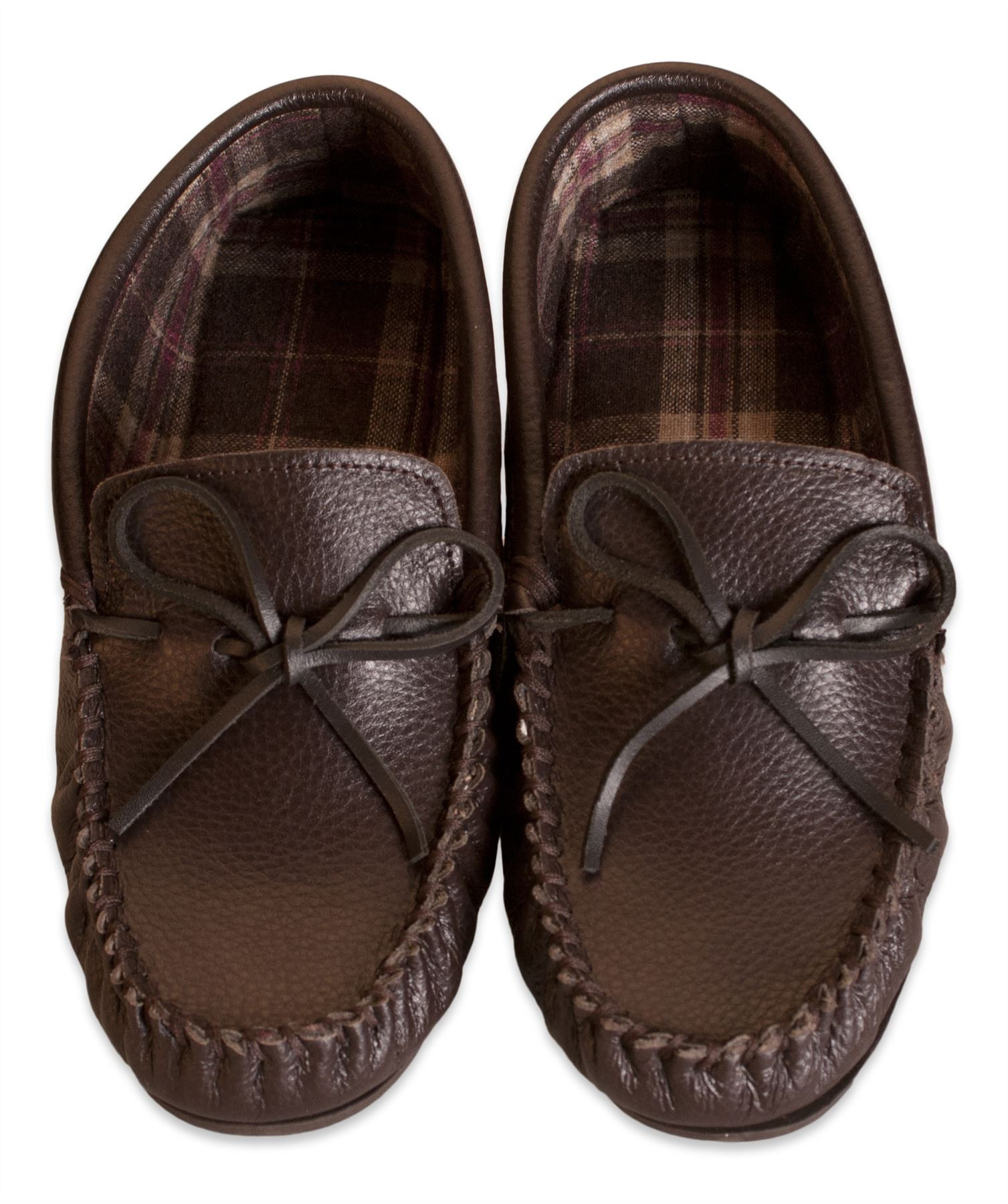 Luxury nordvek Mens Genuine Leather Moccasin Slippers Hard Rubber Leather sole Slippers Of Fresh 46 Models Leather sole Slippers