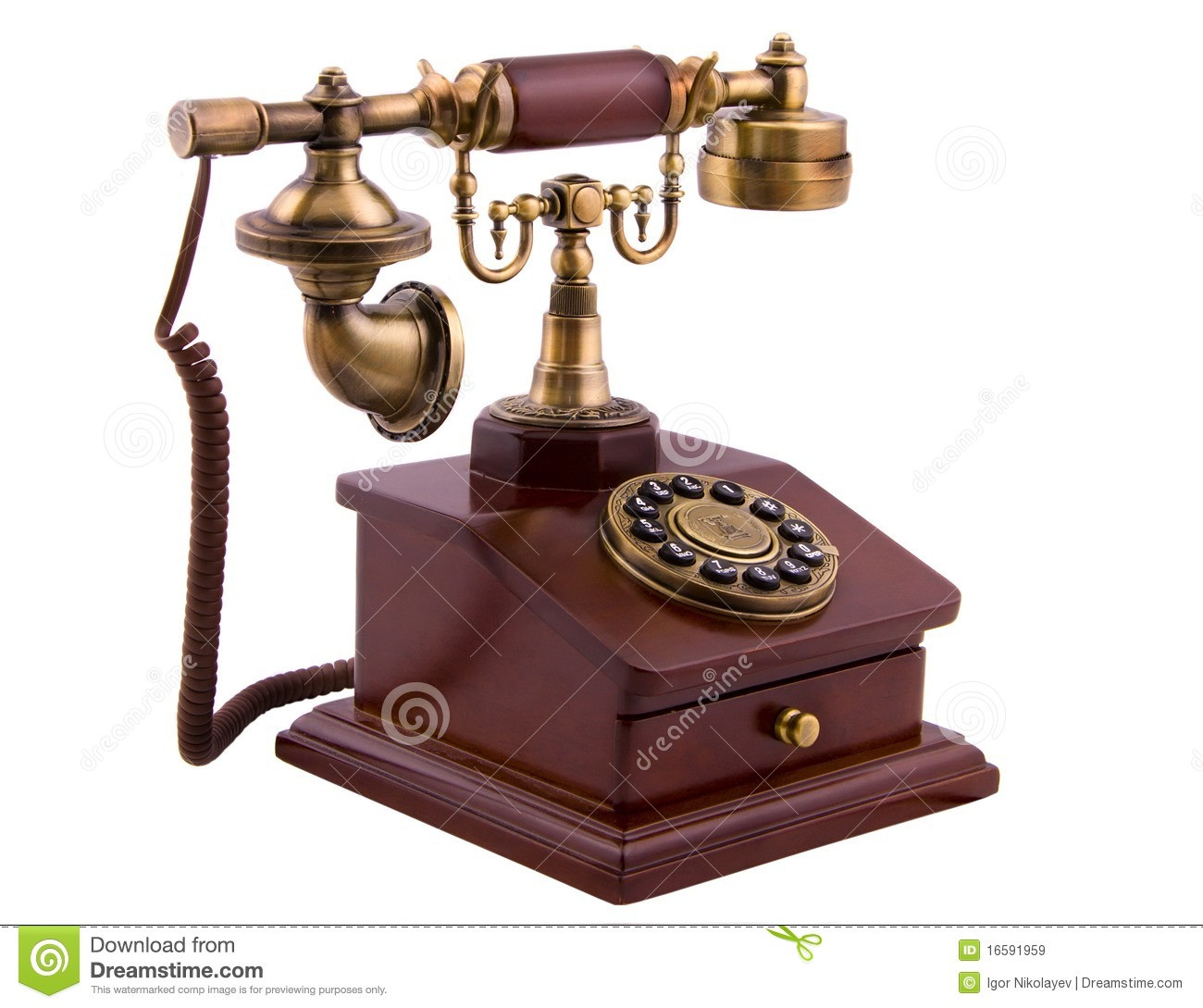 Luxury Old Phone Stock Image Image Of Nostalgic Contact Rare Old Time Phone Of Great 44 Models Old Time Phone