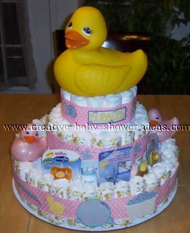 Luxury Our Baby Shower Diaper Cake Gallery Baby Diaper Cake Ideas Of New 48 Pictures Baby Diaper Cake Ideas