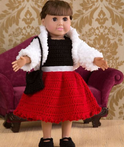 Luxury Paid and Free Crochet Patterns for 18 Inch Dolls Like the Free American Girl Doll Patterns Of Top 44 Pics Free American Girl Doll Patterns