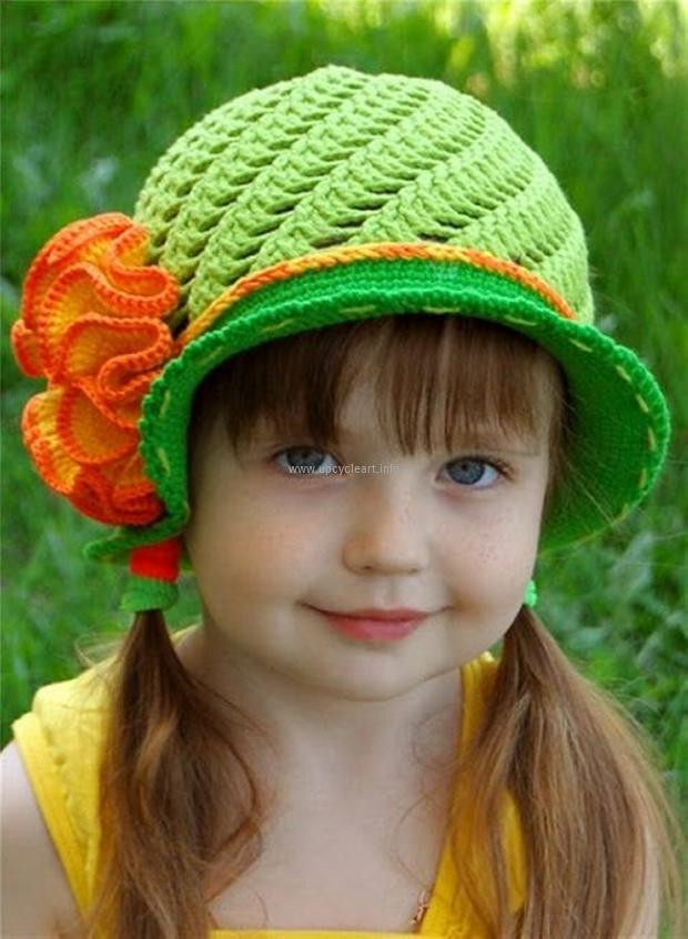 Luxury Patterns for Crochet Panama Girl Hats Girls Crochet Hat Pattern Of Perfect 45 Pictures Girls Crochet Hat Pattern