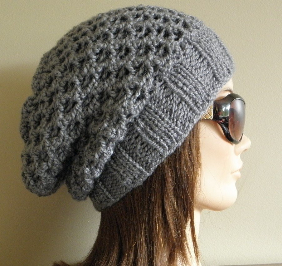 Luxury Pdf Knitting Pattern Knit Slouchy Hat Latissa Knit Slouchy Beanie Of Lovely 42 Images Knit Slouchy Beanie
