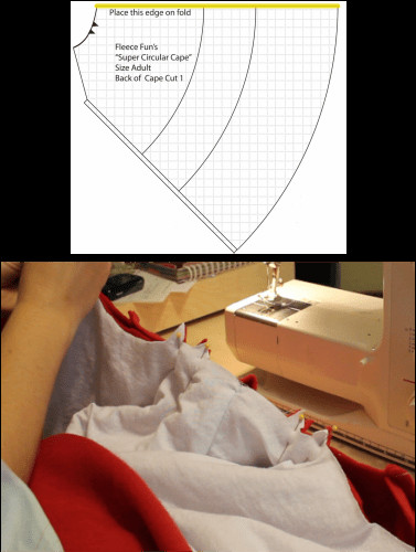 Luxury Pin Two Cloak Patterns On Pinterest Red Riding Hood Cape Pattern Of Charming 43 Pictures Red Riding Hood Cape Pattern