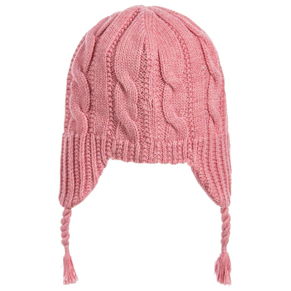 Luxury Polo Ralph Lauren Girls Pink Cable Knit Hat Girls Knit Hats Of Delightful 44 Pics Girls Knit Hats