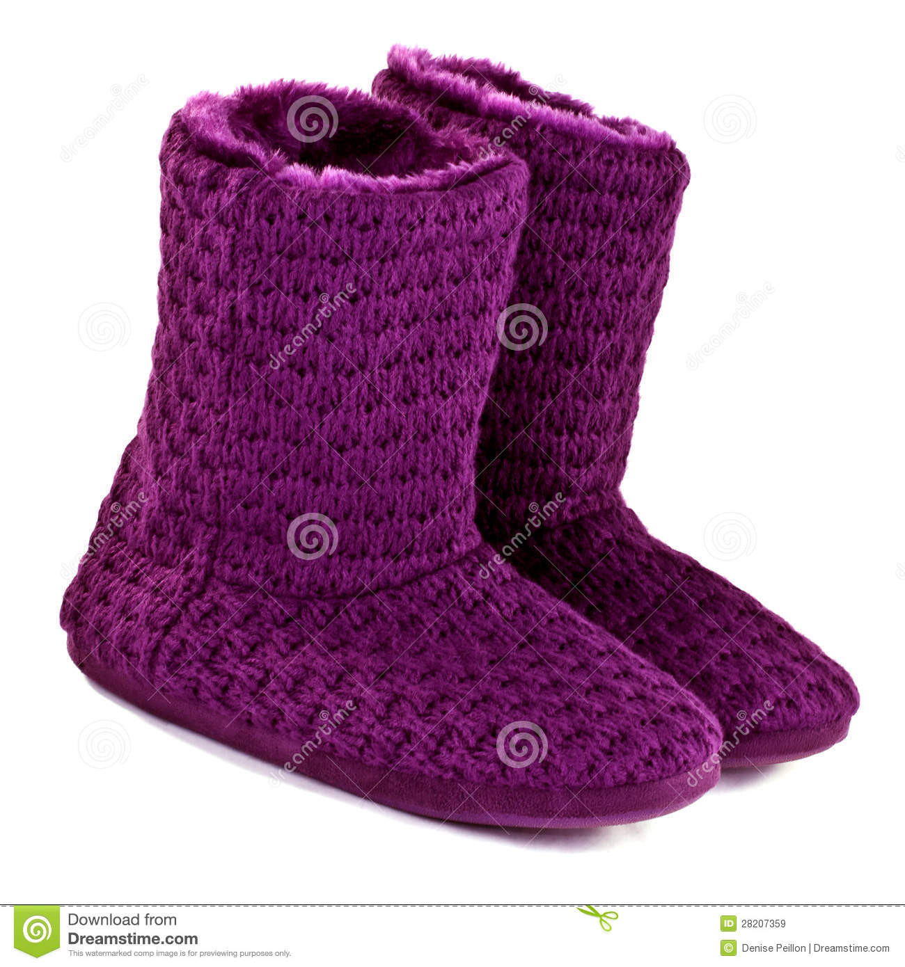 Luxury Purple Knitted Slipper Boots Royalty Free Stock Knitted Slipper Boots Of Superb 41 Pics Knitted Slipper Boots