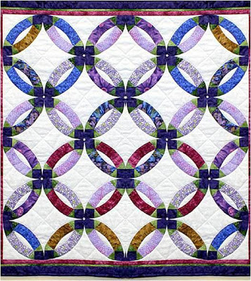 Luxury Quilt Inspiration Wedding Ring Quilt Inspiration and Wedding Ring Quilt Pattern Of New John Flynn's Double Wedding Ring Class Wedding Ring Quilt Pattern