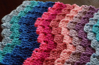 Luxury Rainbow Waves Afghans Crochet Crowd Patterns Of Perfect 49 Ideas Crochet Crowd Patterns